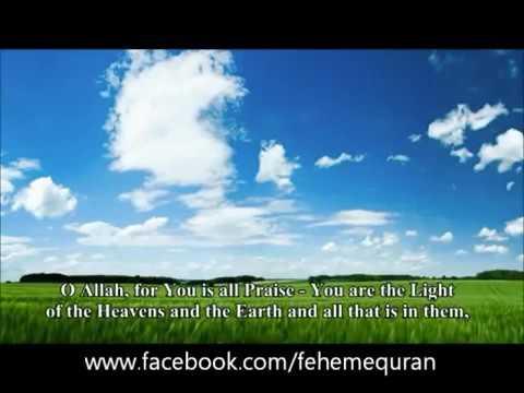 Beautiful Doa Qunoot Recitation By Syeikh Mishary Rasyid Al Afasy - Subhanallah!
