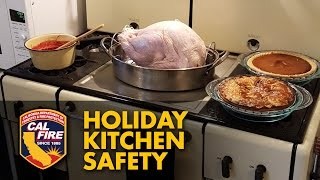 November 16, 2015 - Special Report - Holiday Cooking Safety