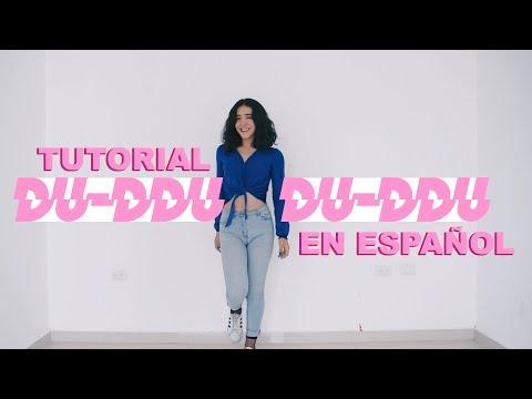 TUTORIAL EN ESPAÑOL MIRRORED♡ BLACKPINK - 뚜두뚜두 (DDU-DU DDU-DU) - (Pre coro y coro) ♡  HSoul