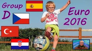 Learn Countries & Flags of Europe | Group D | Kids Educational Videos