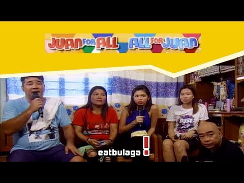 Juan For All, All For Juan Sugod Bahay   March 20, 2018