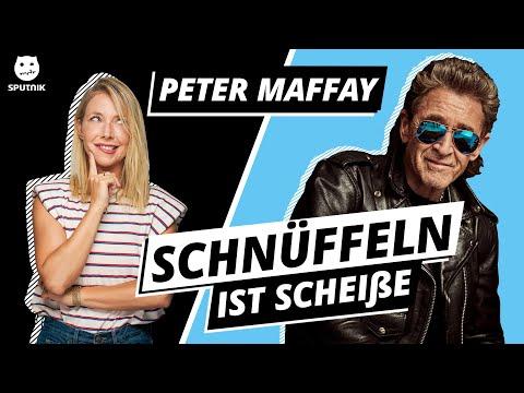 PETER MAFFAY findet Schnüffeln scheiße! - Illegale Fragen