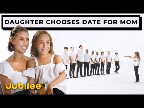 10 vs 1: Daughter Finds A Date For Her Mom