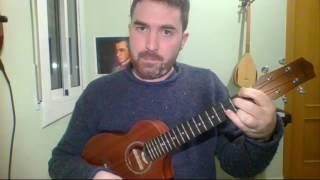 Que sera sera ukulele TUTORIAL