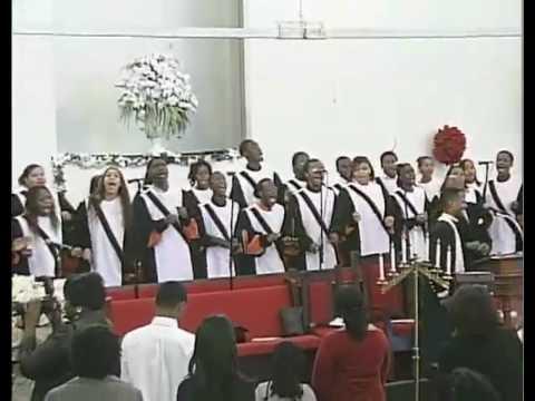 Jesus Is a Rock - Duval High School Gospel Choir