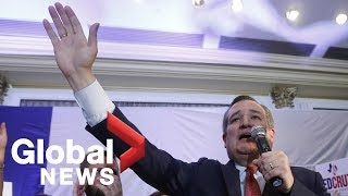 Midterm Elections: Ted Cruz congratulates Beto O'Rourke after winning Texas Senate seat
