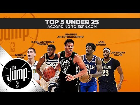 Who is the best NBA player under 25? | The Jump | ESPN