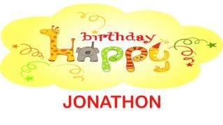Jonathon   Wishes Birthday