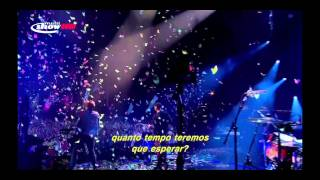 Gambar cover Coldplay - In My Place (HD-Legendado-PT/BR) Ao Vivo
