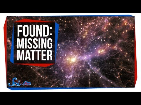 We May Have Just Found the Universe's Missing Baryonic Matter