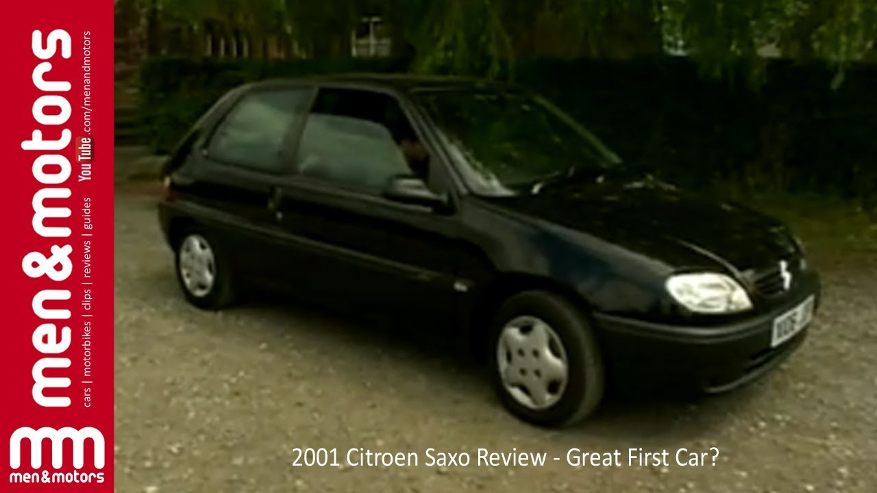 2001 citroen saxo review great first car youtube. Black Bedroom Furniture Sets. Home Design Ideas