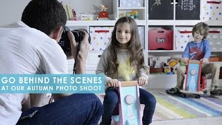 Gltc Behind The Scenes - Toys & Kids' Furniture, Autumn 2014