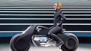 3DNews Daily 722: мотоцикл-неваляшка BMW Vision Next 100, новое в Google Фото и VR-проекции Шевалье