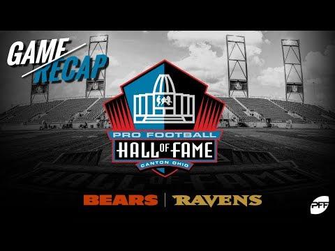 1b00c27f 2018 NFL Hall of Fame Game recap | PFF