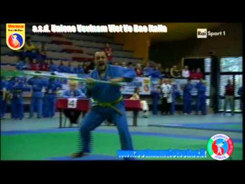 RAI SPORT 1 – Vovinam Viet Vo Dao 2012