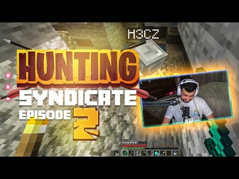 BETRAYING HECZ TO TEAM WITH SYNDICATE!! (Hunting Syndicate with Courage and Hecz) - Ep.2