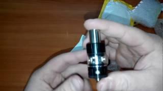 Посылка с Aliexpress.Атомайзер для электронной сигареты  Vapor Storm.(, 2017-02-07T21:21:04.000Z)