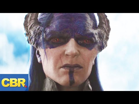 What Nobody Realized About Proxima Midnight In Marvels Avengers Infinity War
