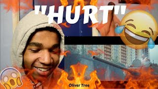 Oliver Tree - Hurt - (HE DID IT AGAIN!!!🔥🔥) | Reaction