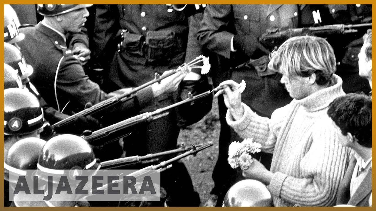 🇺🇸 'Students have been in the vanguard' of US social movements   Al Jazeera English
