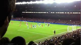 Andy Carroll penalty vs Chelsea 29/11/11