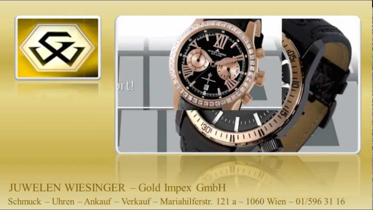 Uhren Ankauf Verkauf Wien - Goldankauf Wien