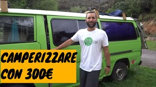 Van Tour [SUB ENG]: Come camperizzare un furgone con 300 euro