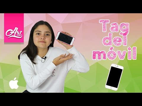 tag móvil | tag del iphone | tag del móvil iphone | Tags artistika