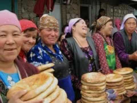 People - Central Asia