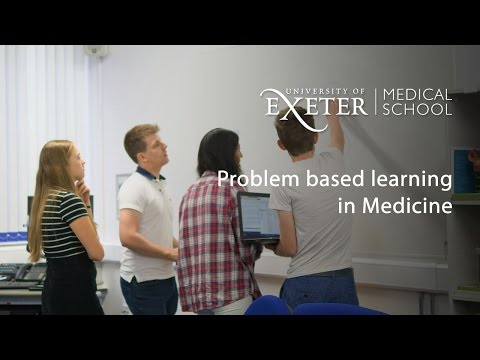 Problem Based Learning For Medicine At The University Of Exeter Medical School