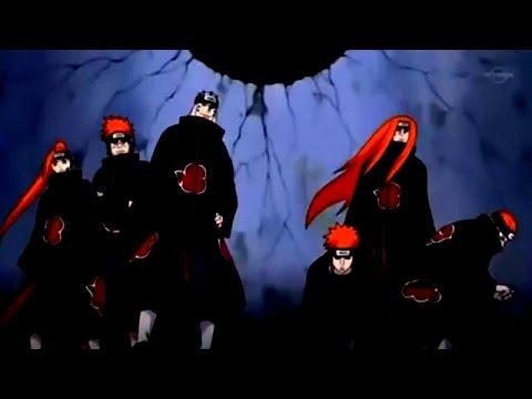 ♠【AMV】♠JIRAIYA VS PAIN.-�HD:-The Night.-◕‿◕Disturbed.-Naruto Shippuden