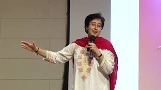 Delhi's Education Revolution | Atishi  | TEDxGurugram