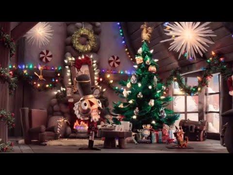 Fortnite Season 7 Trailer Christmas 2018 Youtube