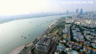 View toàn cảnh dự án Risemount Apartment Đà Nẵng | Căn hộ vị trí đẹp nhất ĐN | LH: 0934 999 708