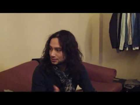 Backstage with Constantine Maroulis at Jekyll & Hyde