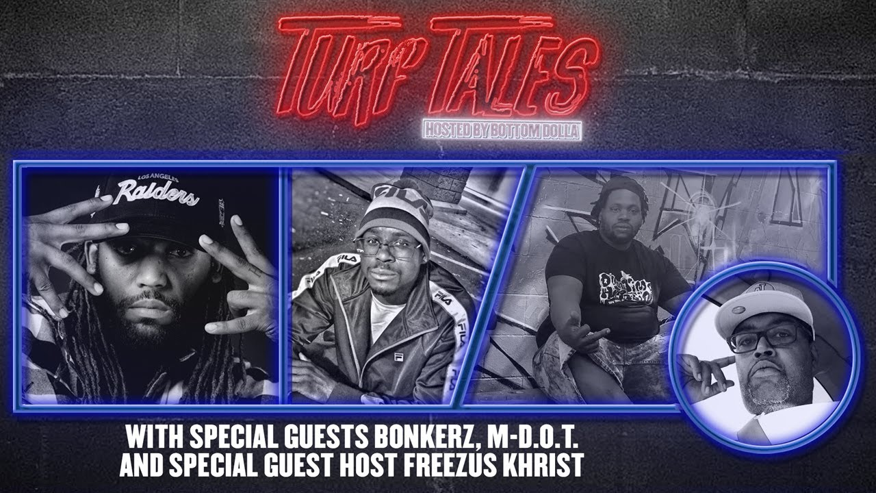 "Overtime Hustlin Presents ""Turf Tales"" Episode 23 (Hosted By Bottom Dolla)"