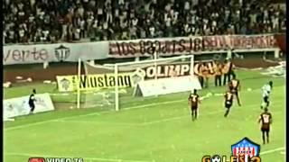 Junior 5 - 0 Medellín (18-04-04) (Narrado por Edgar Perea)