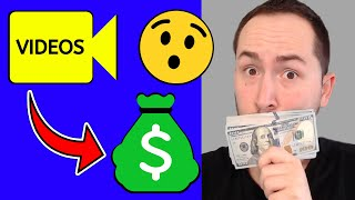 3 Ways To Make Money Watching Videos ($186 FAST) - Easy PayPal Money