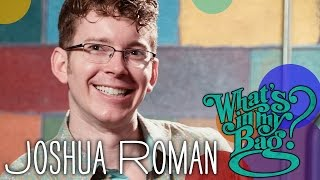 Joshua Roman - What's In My Bag?