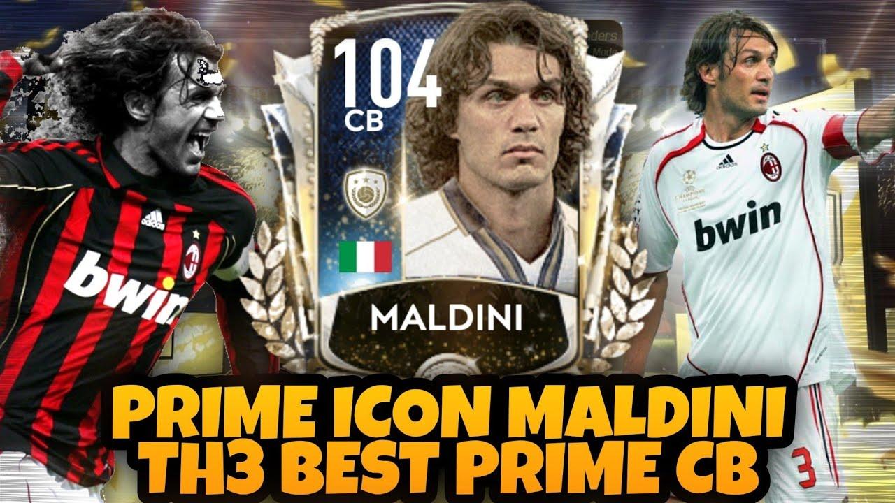 PRIME ICON MALDINI - EASILY BEST DEFENDER IN GAME