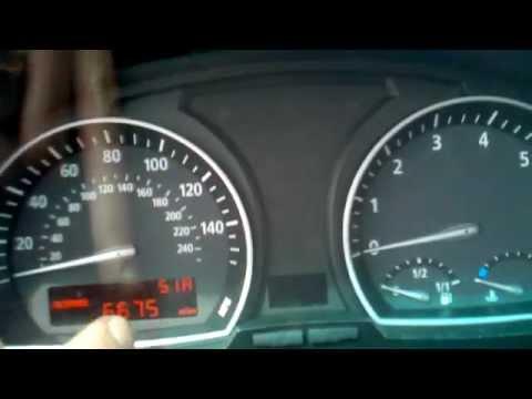 Engine Oil Light