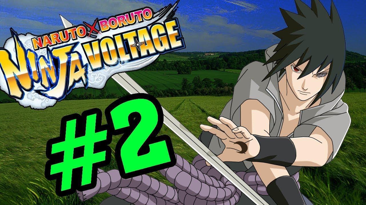 Naruto x Boruto: Borutage - Sasuke Sử Dụng Đại Hỏa Cầu #2