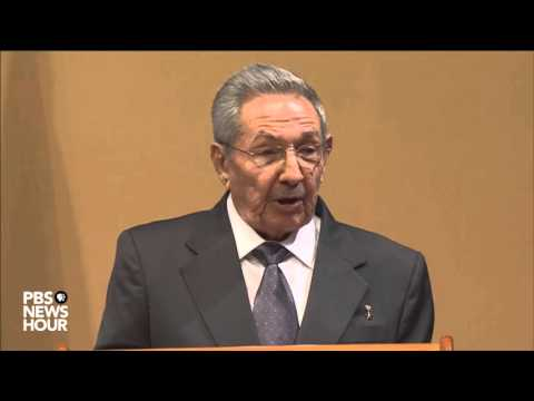 President Obama and President Castro full news conference from Cuba