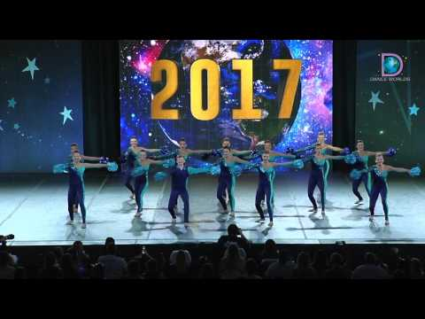 5678! - Senior All Stars [2017 Small Senior Pom Finals]