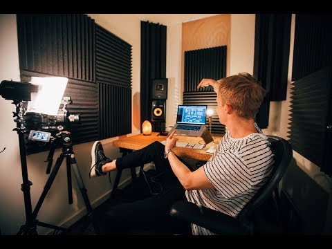 Studio Time | Episode 2: How I Made Golden Pineapple