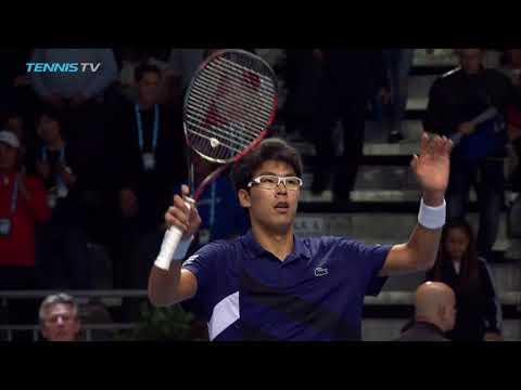 Chung, Coric stay unbeaten; Rublev edges Shapovalov | Next Gen ATP Finals 2017 Highlights Day 3