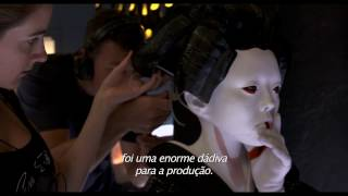 Ghost in the Shell: Agente do Futuro | Featurette 'WETA Workshop'' | Paramount Pictures Portugal