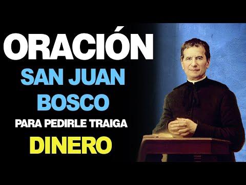 🙏 Oración a San Juan Bosco para PEDIR PROSPERIDAD Y DINERO 💵 Te Sorprenderá
