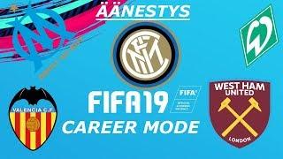 Fifa 19 Career Mode ÄÄNESTYS!!!!!!!!