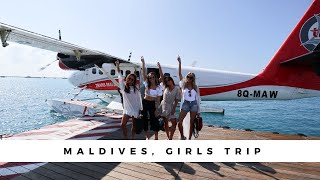 Girl's Trip to Conrad Maldives - Whale Shark Swim, Dolphins, Underwater Restaurant